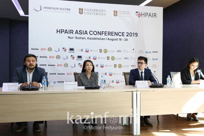 哈佛大学亚洲与国际关系峰会下月将在努尔-苏丹举行