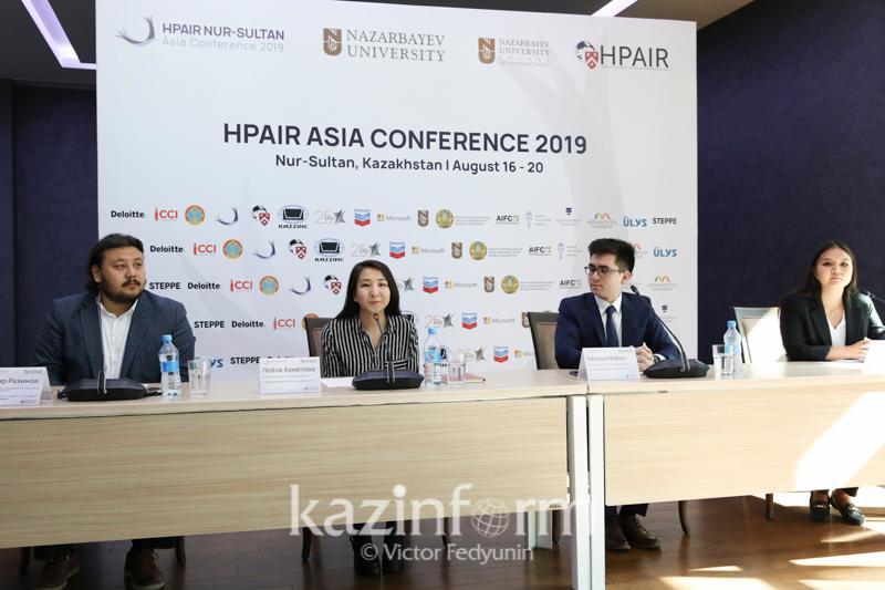 Нобелевский лауреат и главы мировых компаний выступят на Гарвардской конференции в Нур-Султане