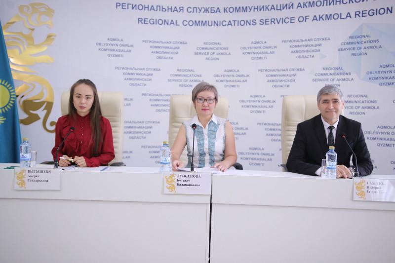 Акция «Дорога в школу» продлится в Акмолинской области до конца года