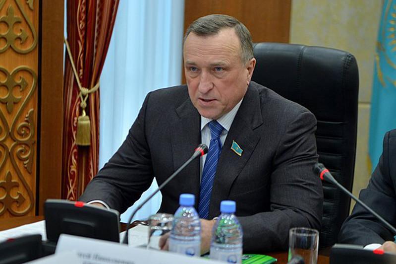 Сергей Громов экология вице-министрі қызметіне тағайындалды