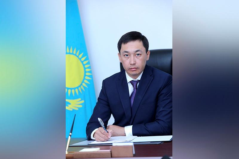 Назначен глава департамента Агентства по делам госслужбы по Актюбинской области
