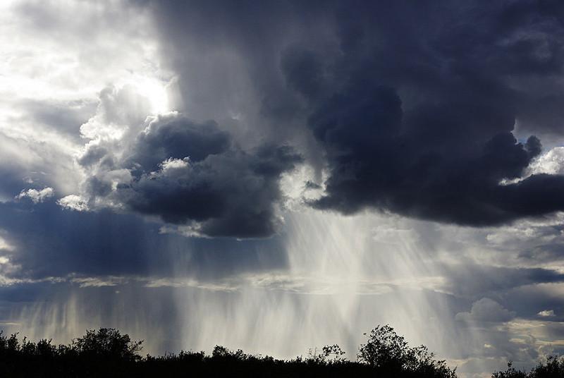 未来两天国内两州将迎来强风大雨天气