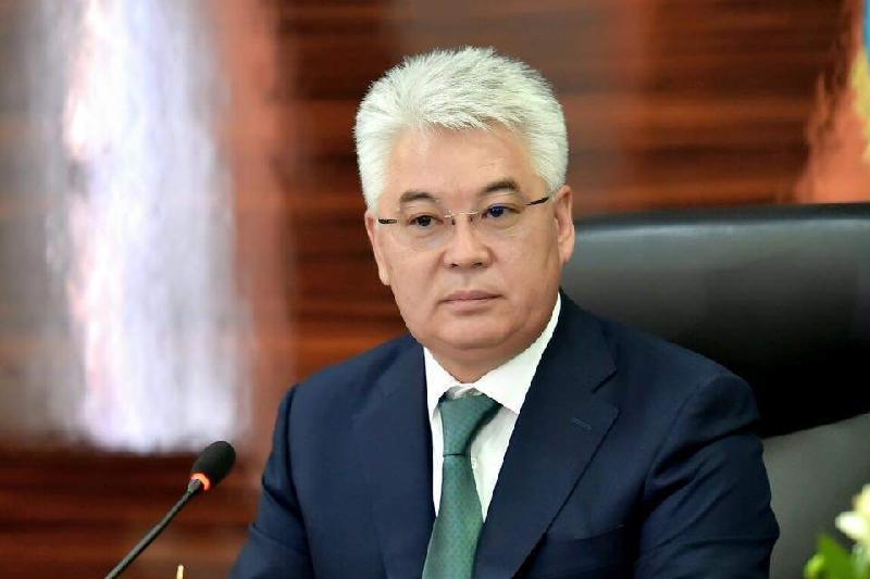 Kazakh FM to visit Germany