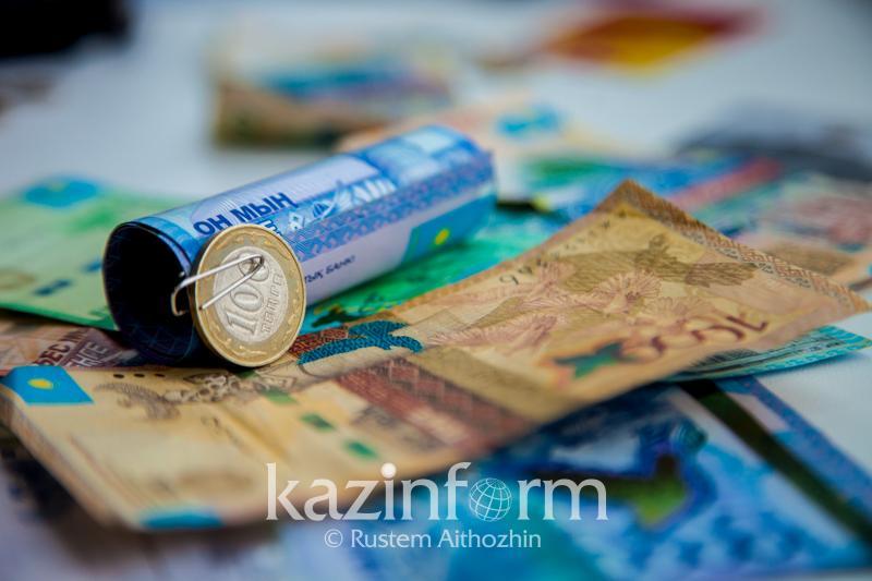 哈萨克斯坦人平均月收入18.6万坚戈