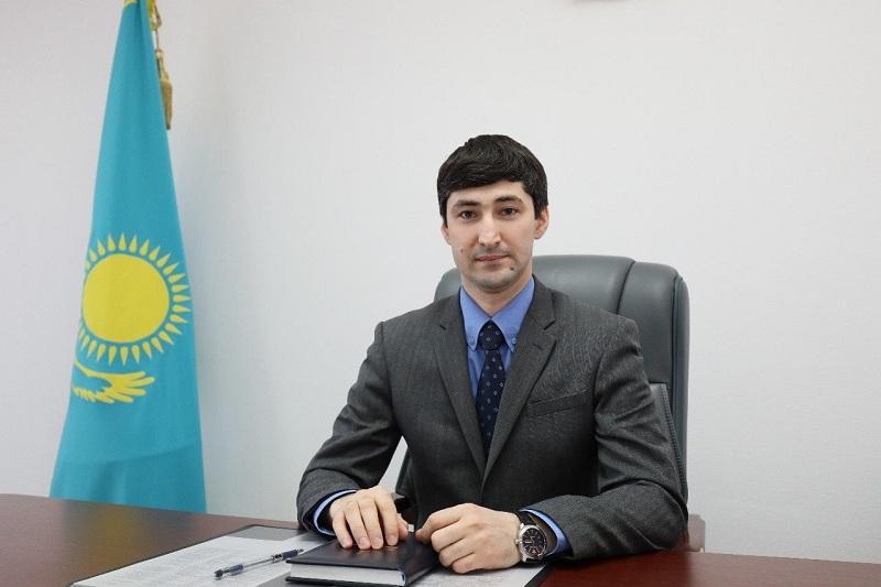 В департаменте по делам госслужбы по Атырауской области новый руководитель