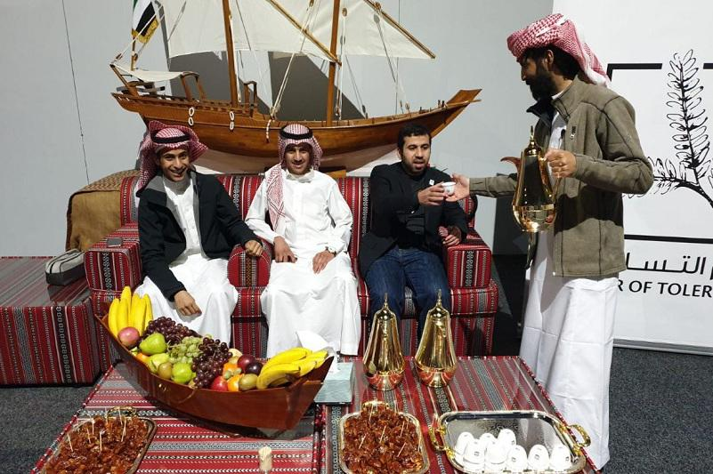 UAE Embassy in New Zealand organizes Eid exhibition