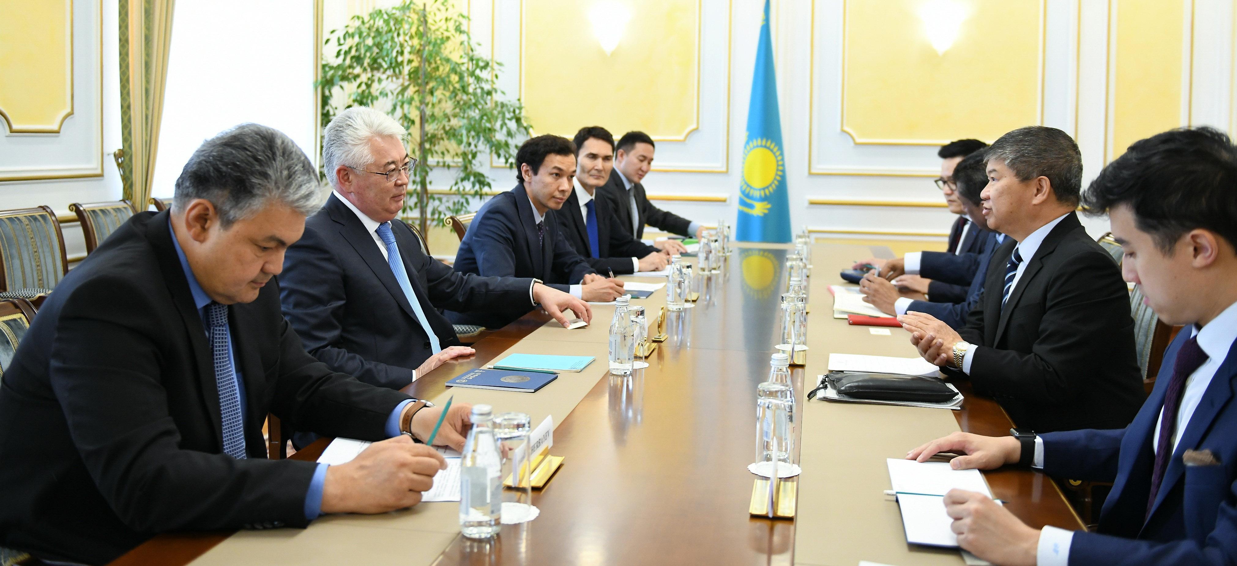 Сингапурская компания планирует построить в Казахстане образовательные учреждения