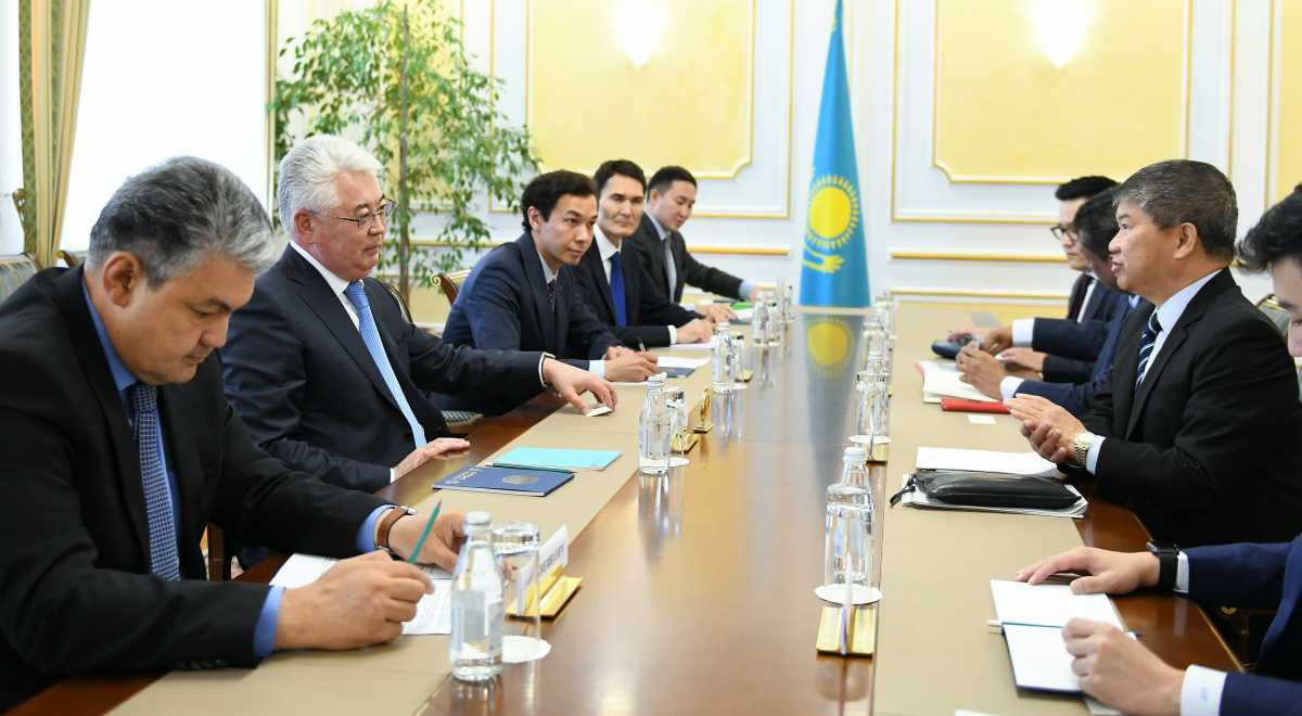 Foreign Ministry, Singaporean company discuss implementation of educational investment project in Kazakhstan