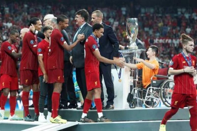 Али сохранит эти эмоции на всю жизнь – мама казахстанского «Ника Вуйчича» о матче за Суперкубок УЕФА