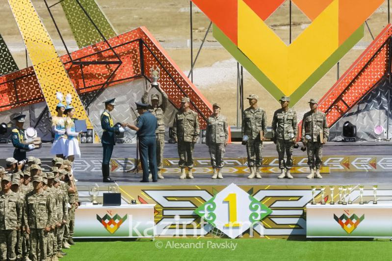 2019国际军事竞赛哈萨克斯坦赛区比赛圆满落幕