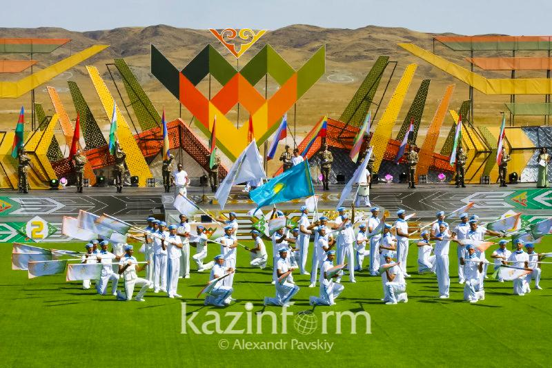 В Казахстане завершились Армейские международные игры-2019
