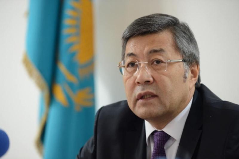 Kazakhstan ambassador to Mongolia relieved of post