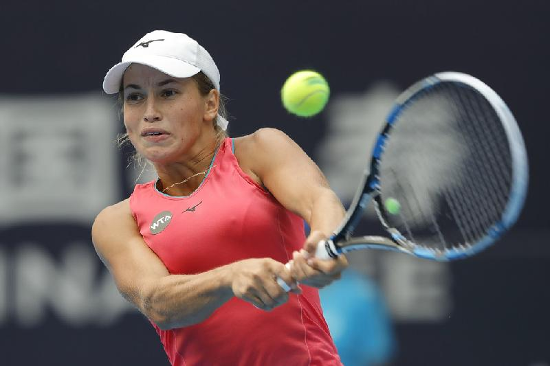 Kazakhstani Putintseva, Diyas upset in Cincinnati