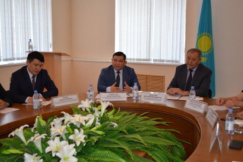 Бороться с коррупцией призвали этносы в Северном Казахстане
