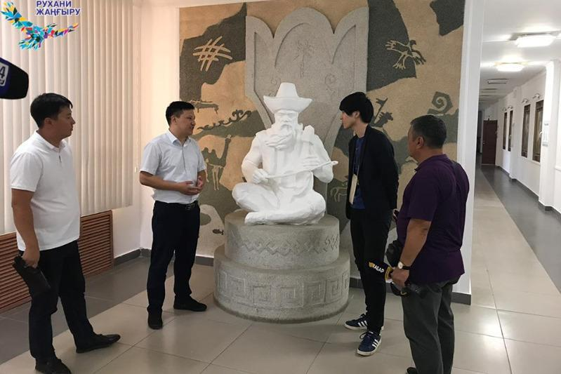 Эпос «Алпамыс батыр» побудил студента из Японии изучать казахскую культуру