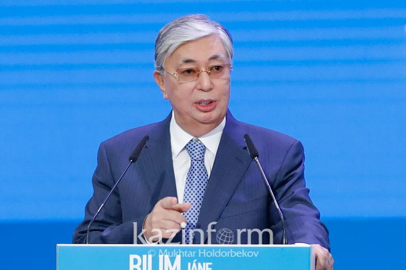 Tokayev: Kazakhstan's education system needs fast adaptation to new realities