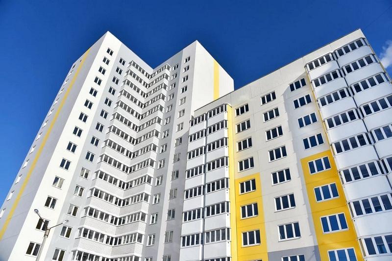20 многоквартирных домов сдадут в Атырау до конца года