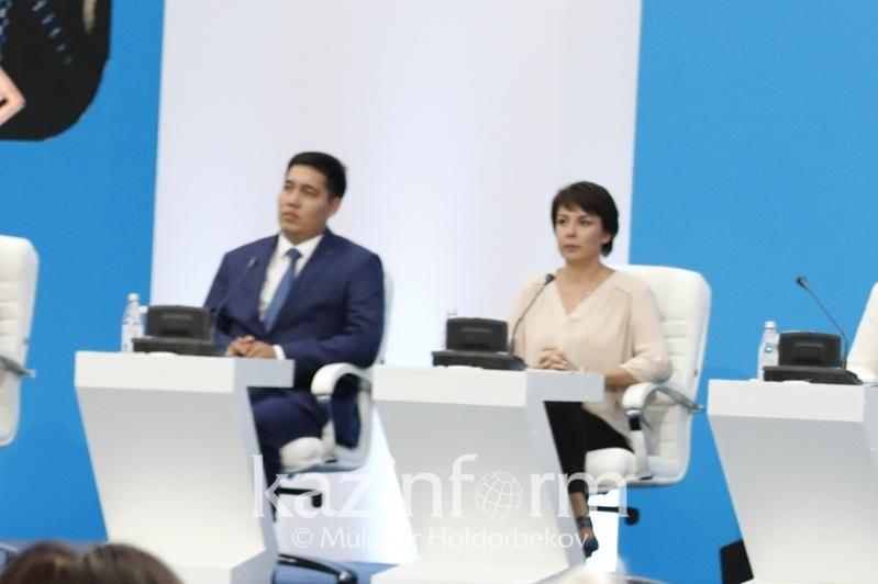 Аружан Саин предложила запретить примирение сторон по фактам насилия над детьми