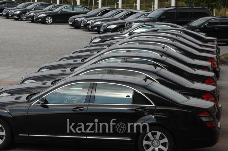 117 автомобилей изъяты за нарушения и неуплату платежей в Казахстане
