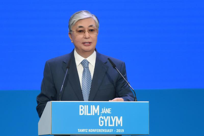 Қасым-Жомарт Тоқаев: БҒМ үштілді оқыту жүйесін енгізу үдерісін қайта қарасын