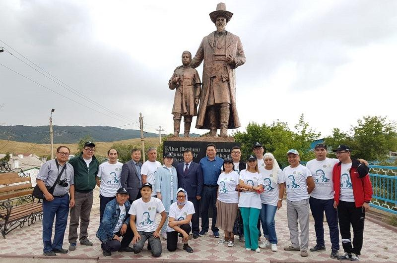 Астаналық ғалымдар Абай ізімен экспедицияға шықты