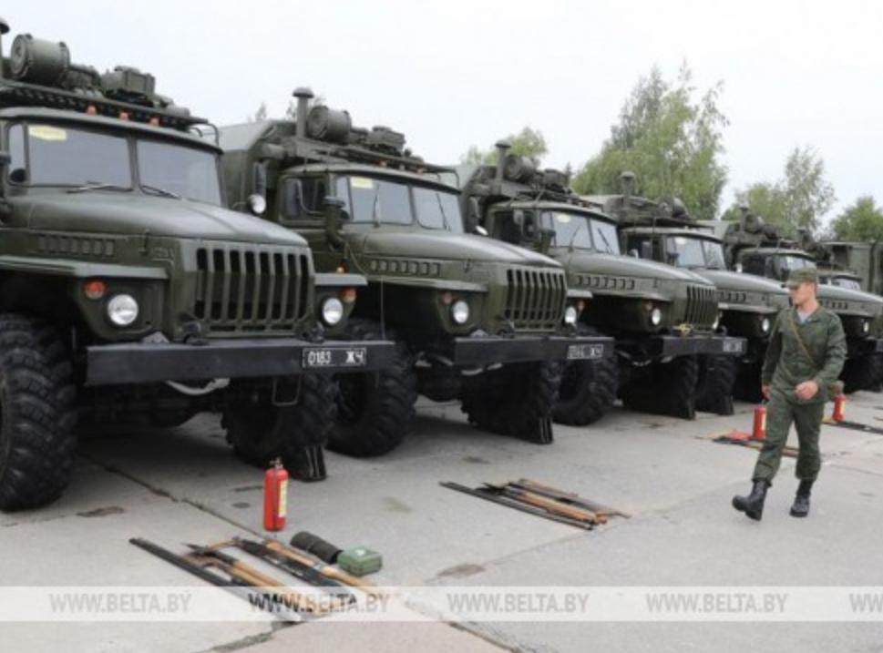 俄罗斯与白俄罗斯将于下月举行联合军事演习