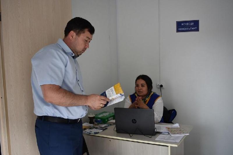 Два новых мобильных центра занятости открылись в столице