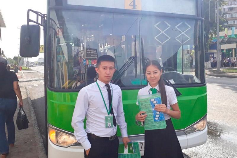 Семейчане могут получить государственные услуги в автобусах