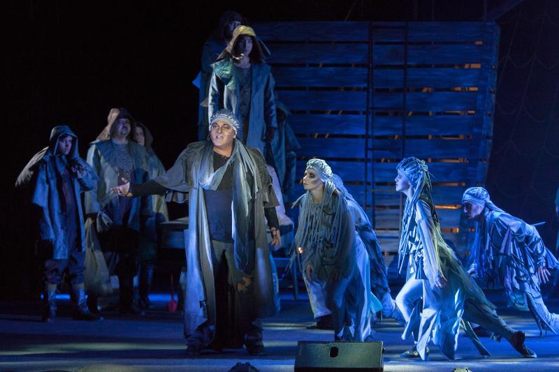 Астана Операда «Алқызыл желкен» мюзклінің тұсаукесері өтеді