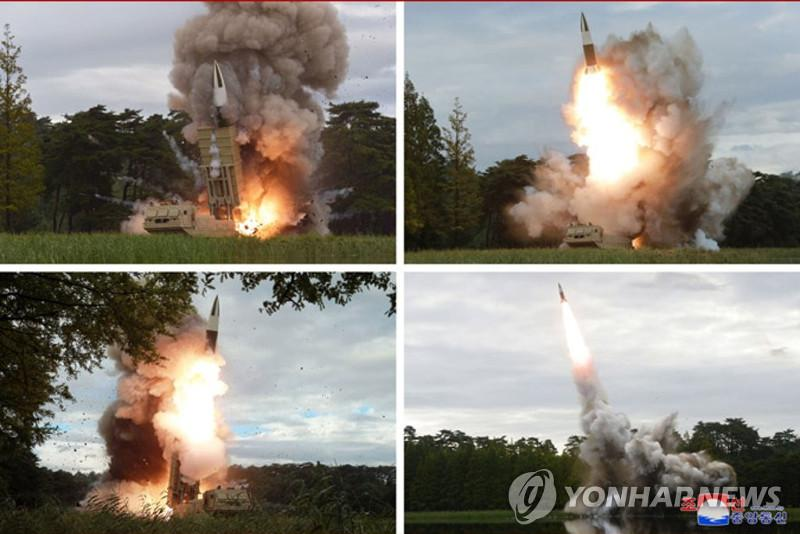 КНДР подтвердила испытания «нового оружия»
