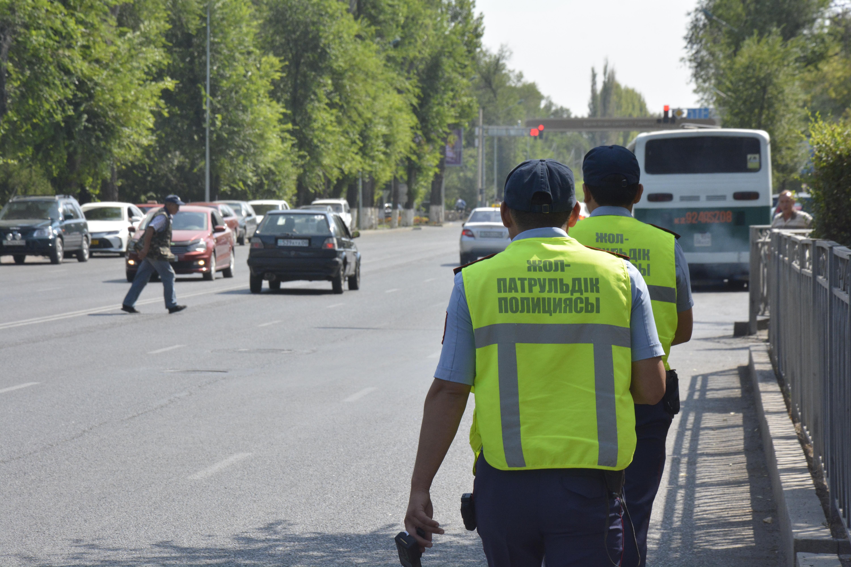 Более девяти тысяч пешеходов наказали жамбылские полицейские с начала года