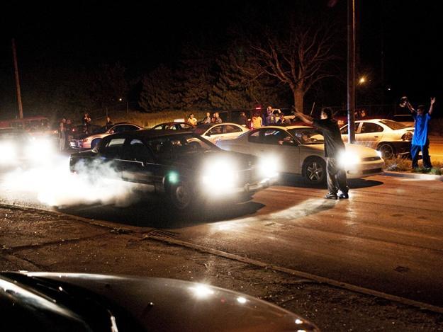 Устроивших автогонки со стрельбой отыскали и наказали в Атырау