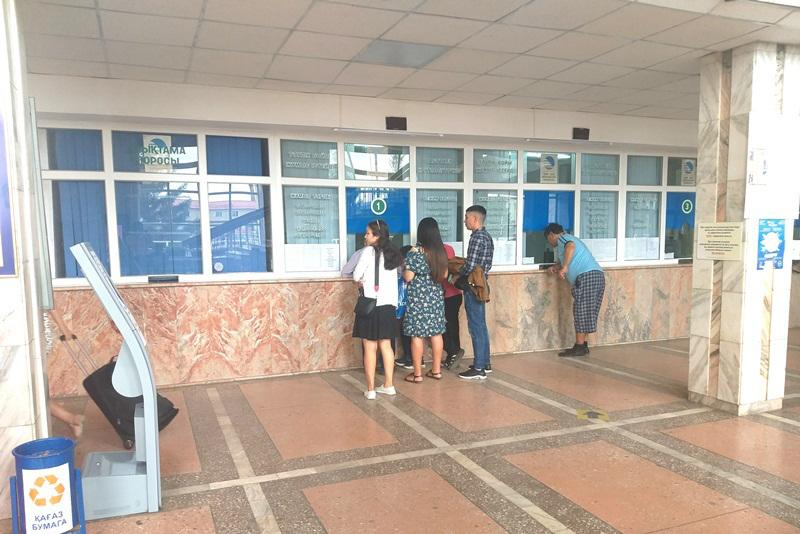 Доступность железнодорожных билетов проверили в Кокшетау