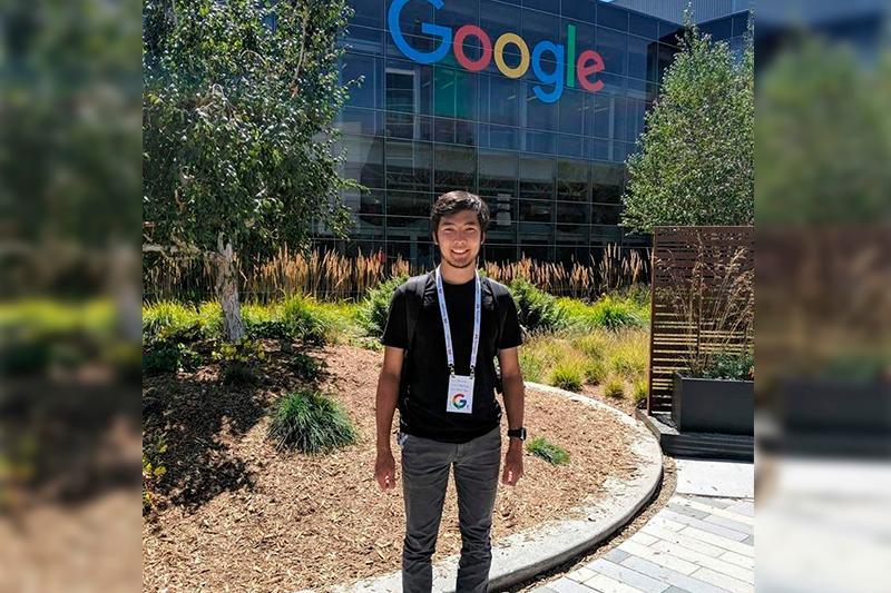 Еще один казахстанец устроился на работу в Google