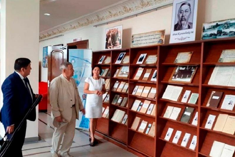 Редкие фотографии Абая Кунанбаева смогут увидеть жители столицы