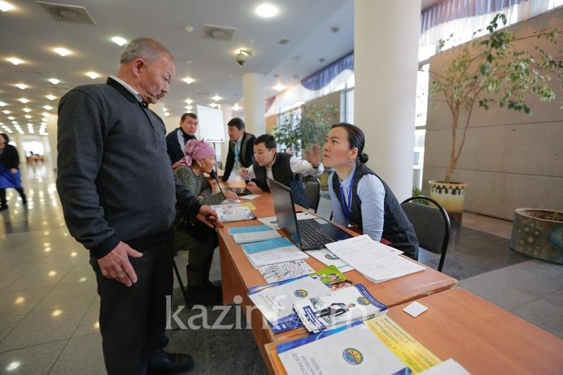 Жамбылдық педагогтарға бос орындар жәрмеңкесінде 278 жұмыс орны ұсынылды