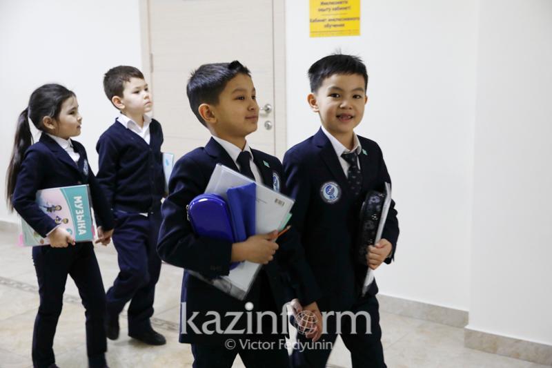 63 мыңнан астам оқушы жаңа бағдарлама бойынша оқиды