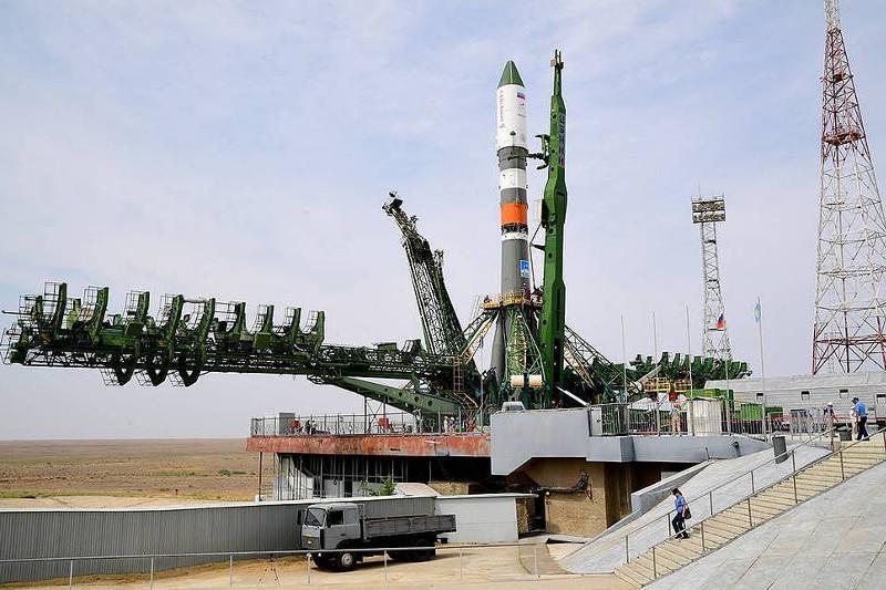 «联盟-2.1a»运载火箭今日将运往拜科努尔发射台