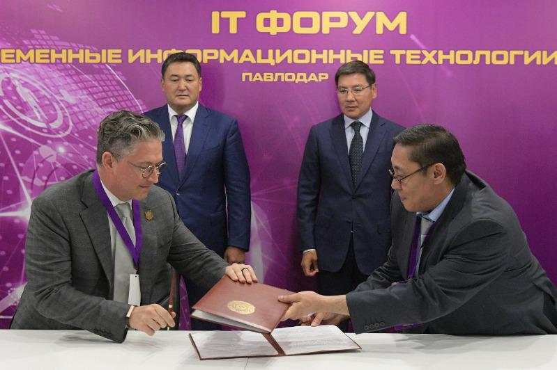 «Astana Hub» расширяет сотрудничество с ПГУ имени С. Торайгырова