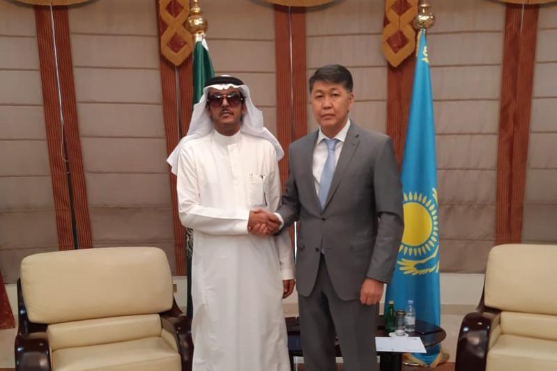 Саудовская Аравия заинтересована в развитии с Казахстаном производства халал-продукции
