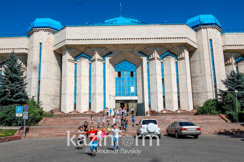 Городские музеи Алматы станут бесплатными для школьников