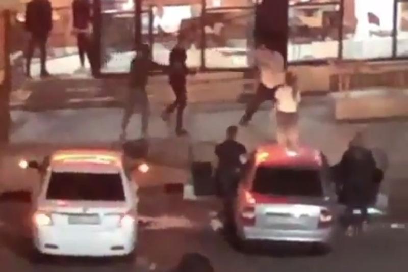 Участника массовой драки возле павлодарского кафе задержала полиция