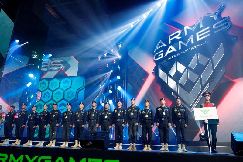 Kazakhstan 3rd at 2019 Intl Army Games