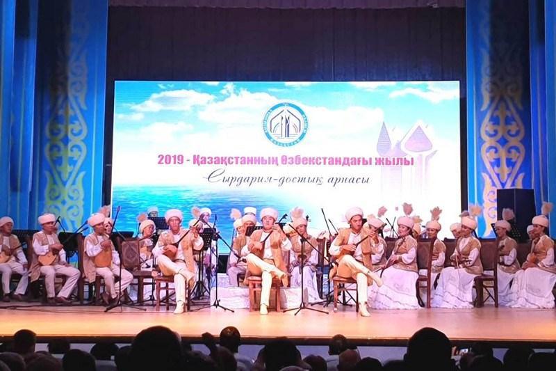 Қызылордалық әртістер Өзбекстанда «Нарком Жүргенов» спектаклін сахналады