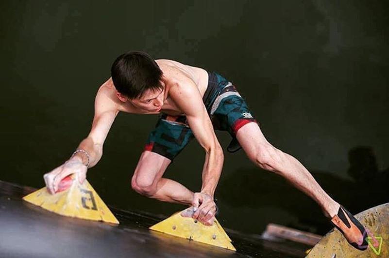 Скалолаз Хайбуллин выполнил норматив на участие в Олимпиаде-2020