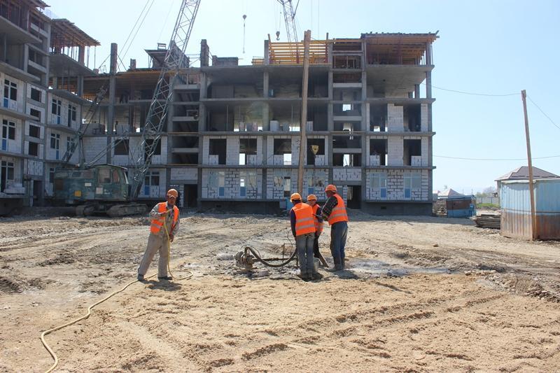 Развивать производство стройматериалов поручил аким СКО