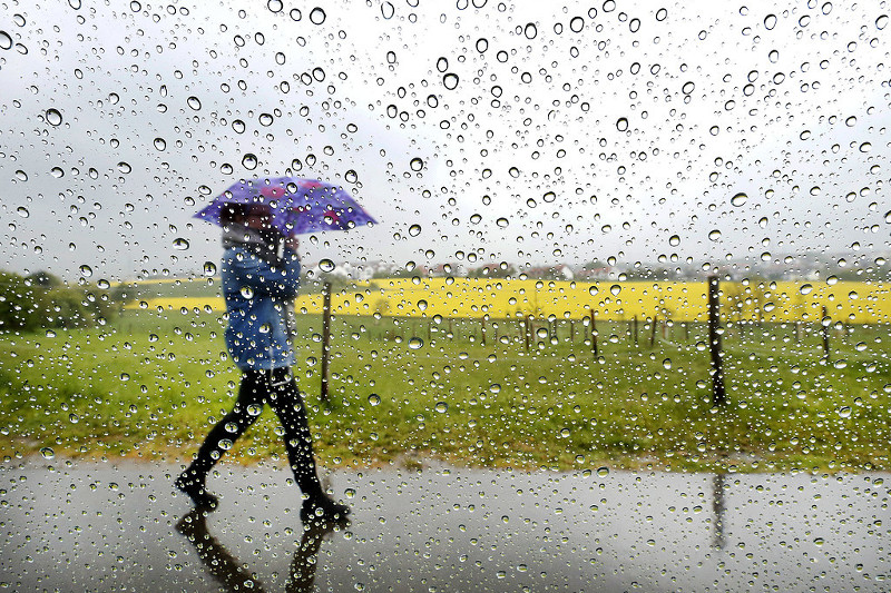 Rainy weather in store for most regions of Kazakhstan