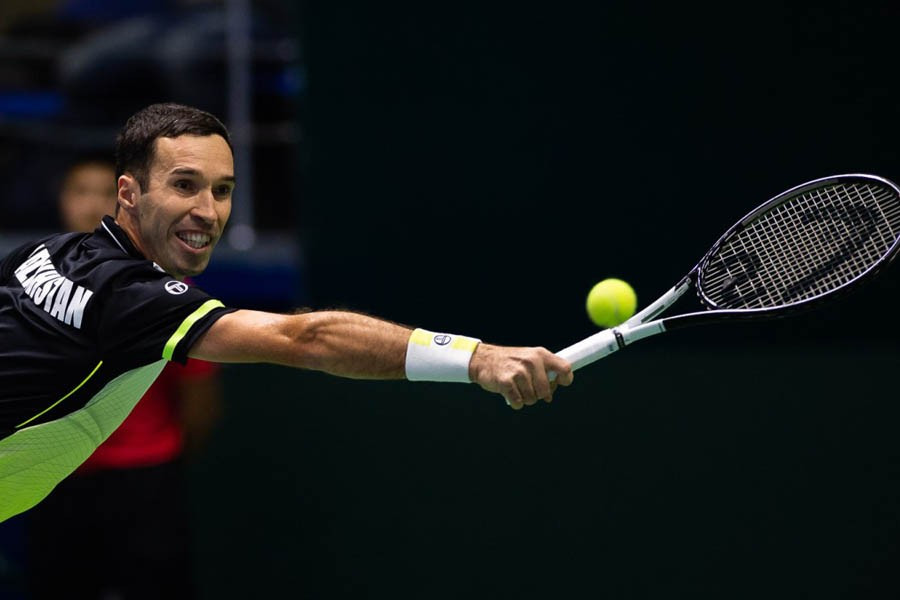 Kazakhstani Kukushkin up in ATP rankings