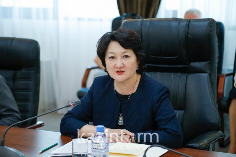 Актоты Раимкулова прокомментировала приостановку проекта «Астанафильм»