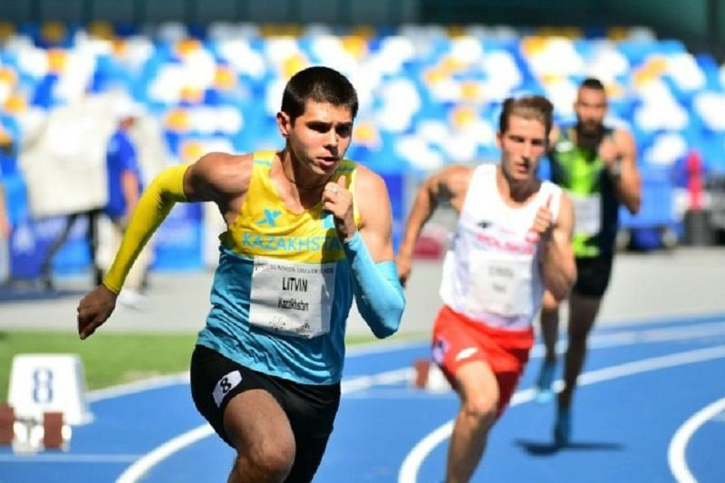 Kazakh athlete wins big at CAS Meeting International in Luxembourg